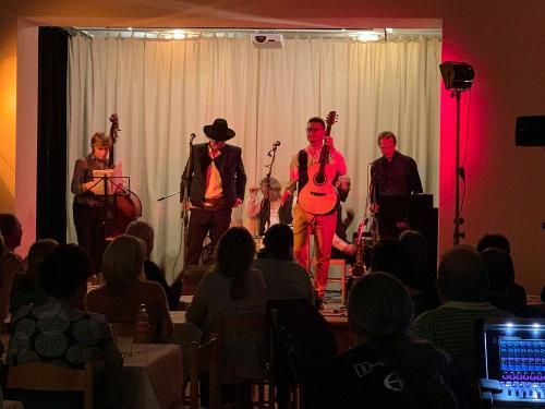 Klubový koncert Revival kabaret