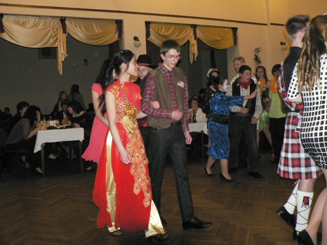 Taneční kurz 2014 - prodloužená