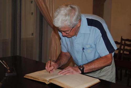 Setkání s populárním astronomem Dr. Jiřím Grygarem