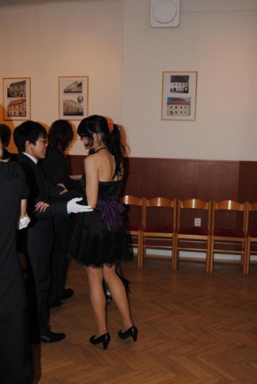 Základní kurz taneční výchovy pro mládež