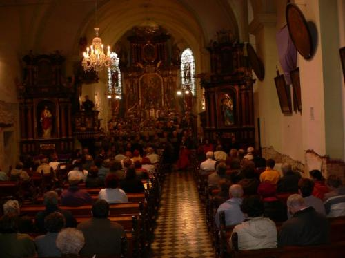 Koncert Čerchovan