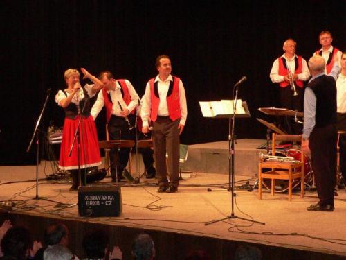 Koncert Moravanka